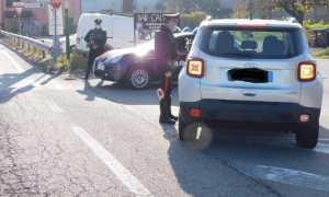 carabinieri borgosesia auto